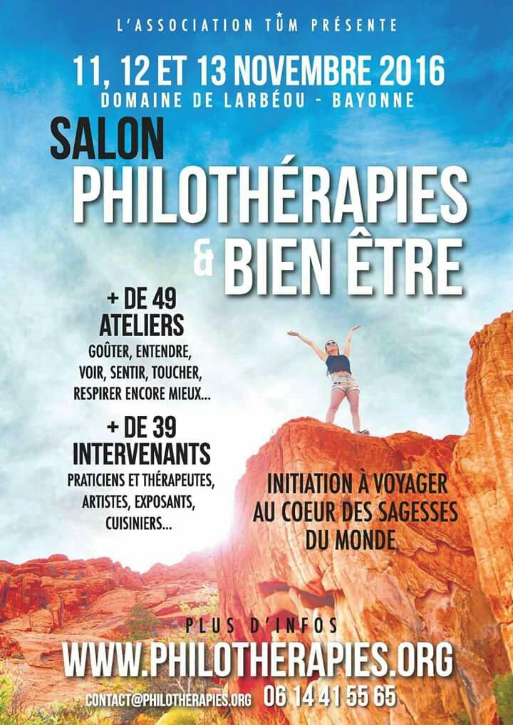 Massages Bien-être au Salon Philothérapie et Bien-être